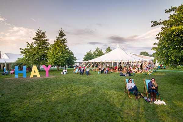 Hay Festival © Adam Tatton Reid