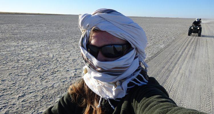 Jess's Botswana safari video diary