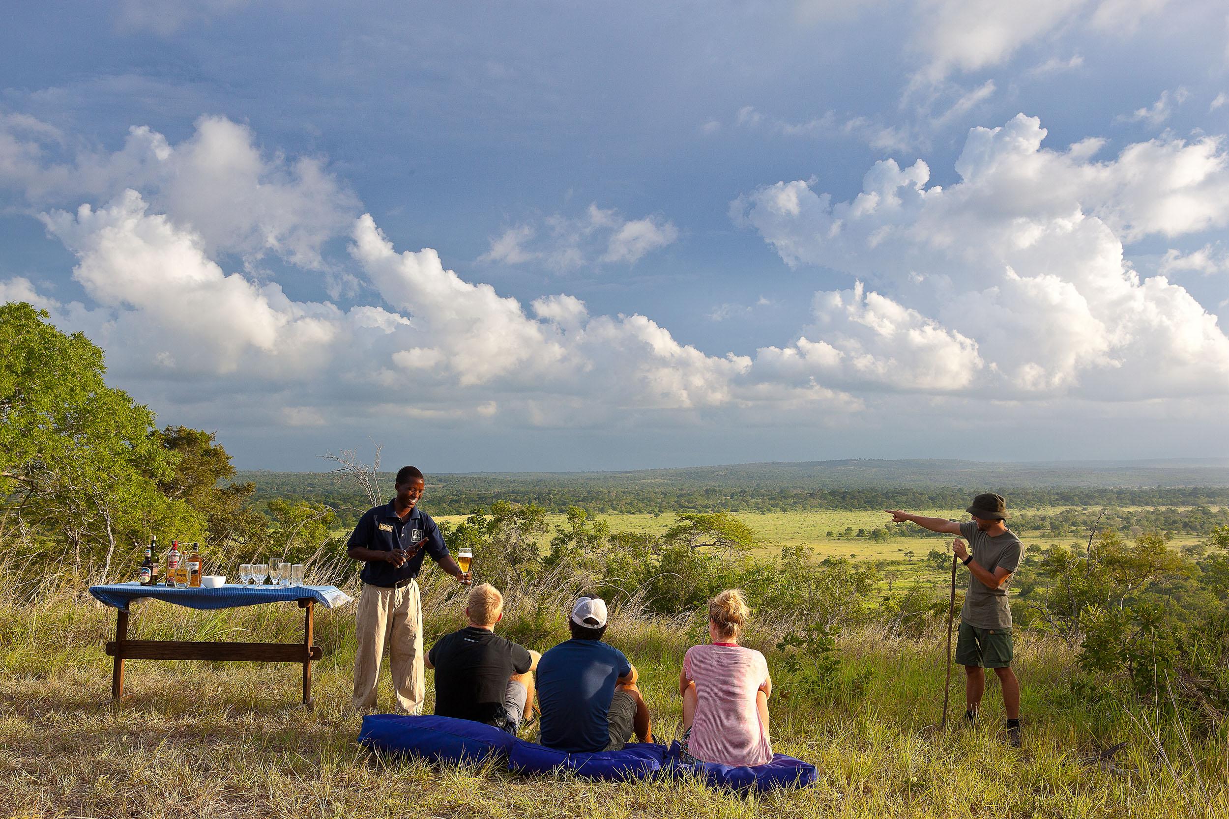 Kisampa-sundowner Tanzania