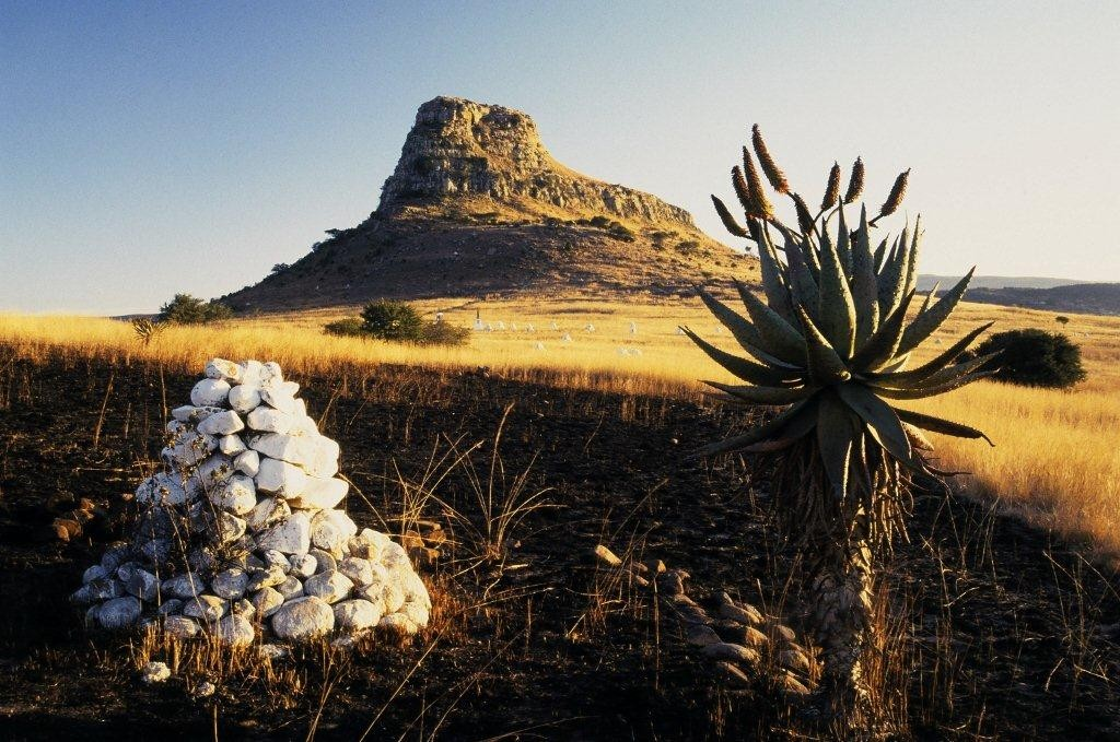 Isandlwana battlefield, South Africa