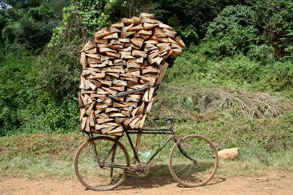 Cycle load in Malawi