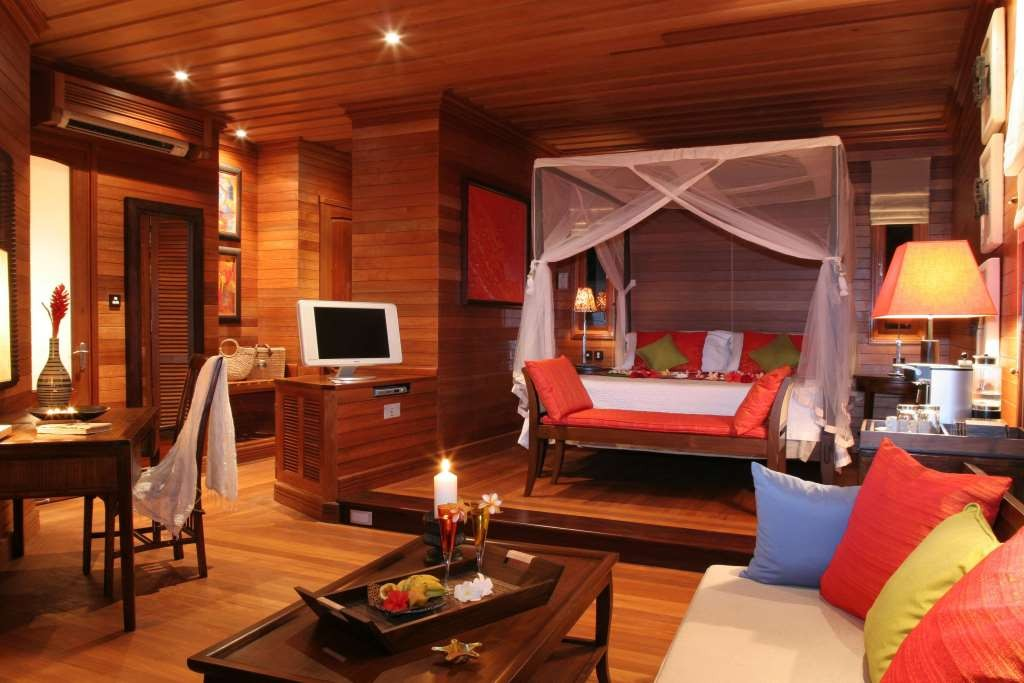 Luxury suite, Hilton Northolme, Seychelles