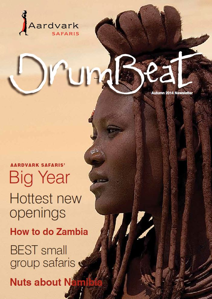 drumbeat front cover autumn 2014