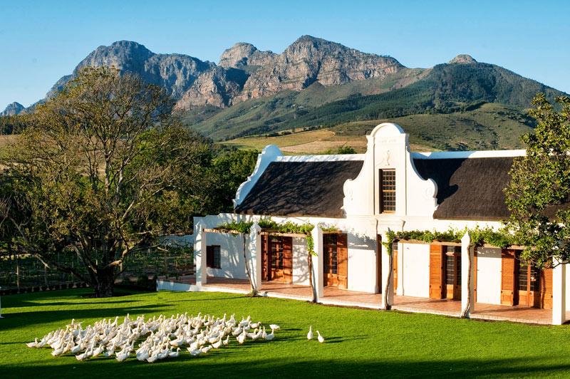 Cape Dutch Architecture, Babylonstoren