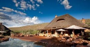 Tswalu camp, Motse, South Africa