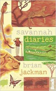 Savannah Diaries - featuring african animals illustration