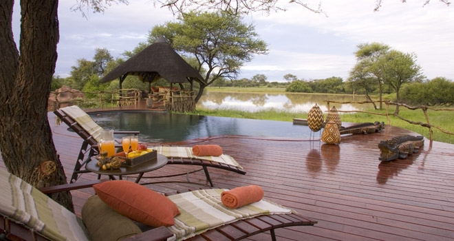 7 Okonjima Bush Villa Suite, Namibia