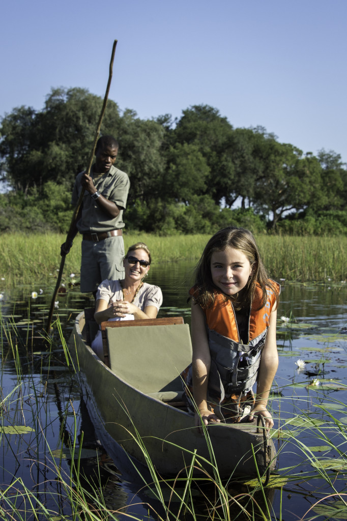 Bush Buddies, Seba Camp, Botswana luxury safaris