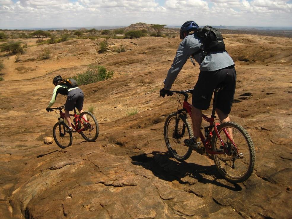 mountain biking in kenya