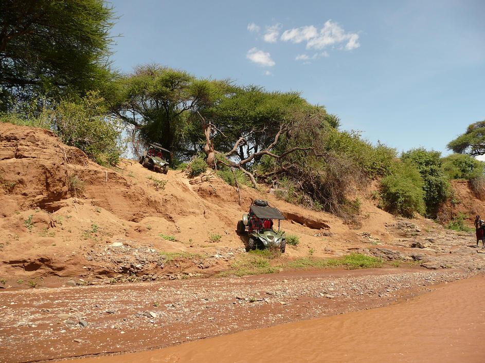 Ride a Quad Kenya