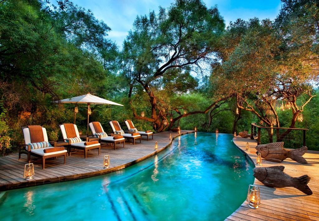 Best Safari Swimming Pools In Africa