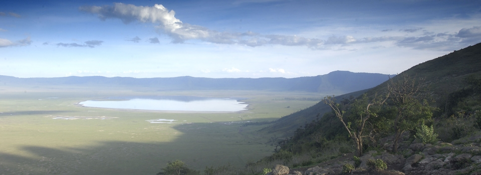 Ngorongoro Crater, Tanzania - UNESCO site
