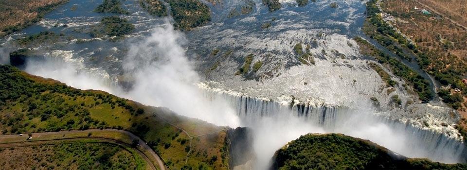 victoria falls - UNESCO site