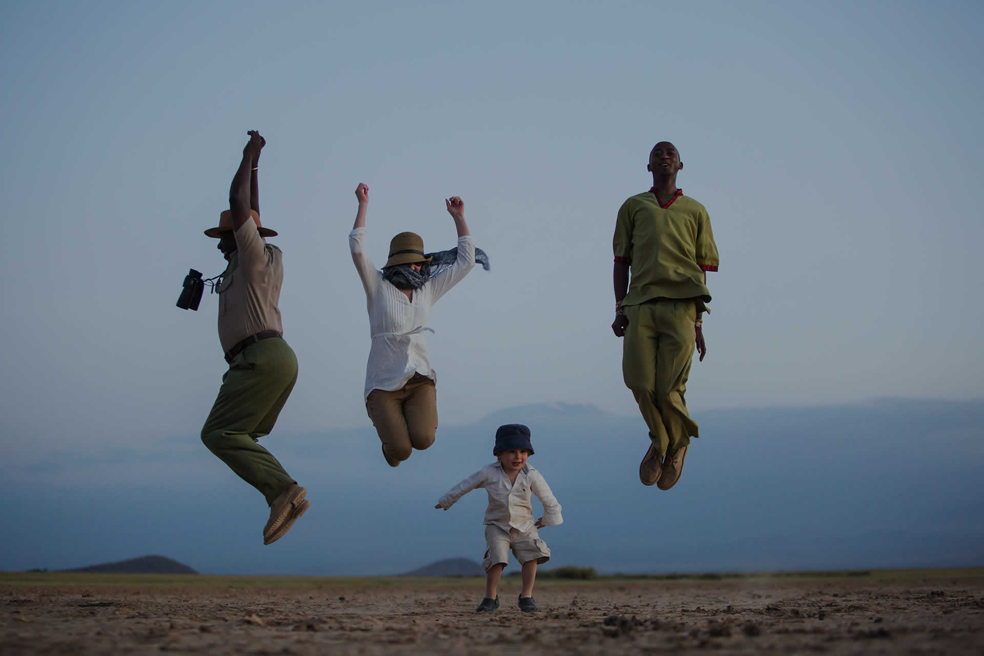 Family Safaris where memories are made