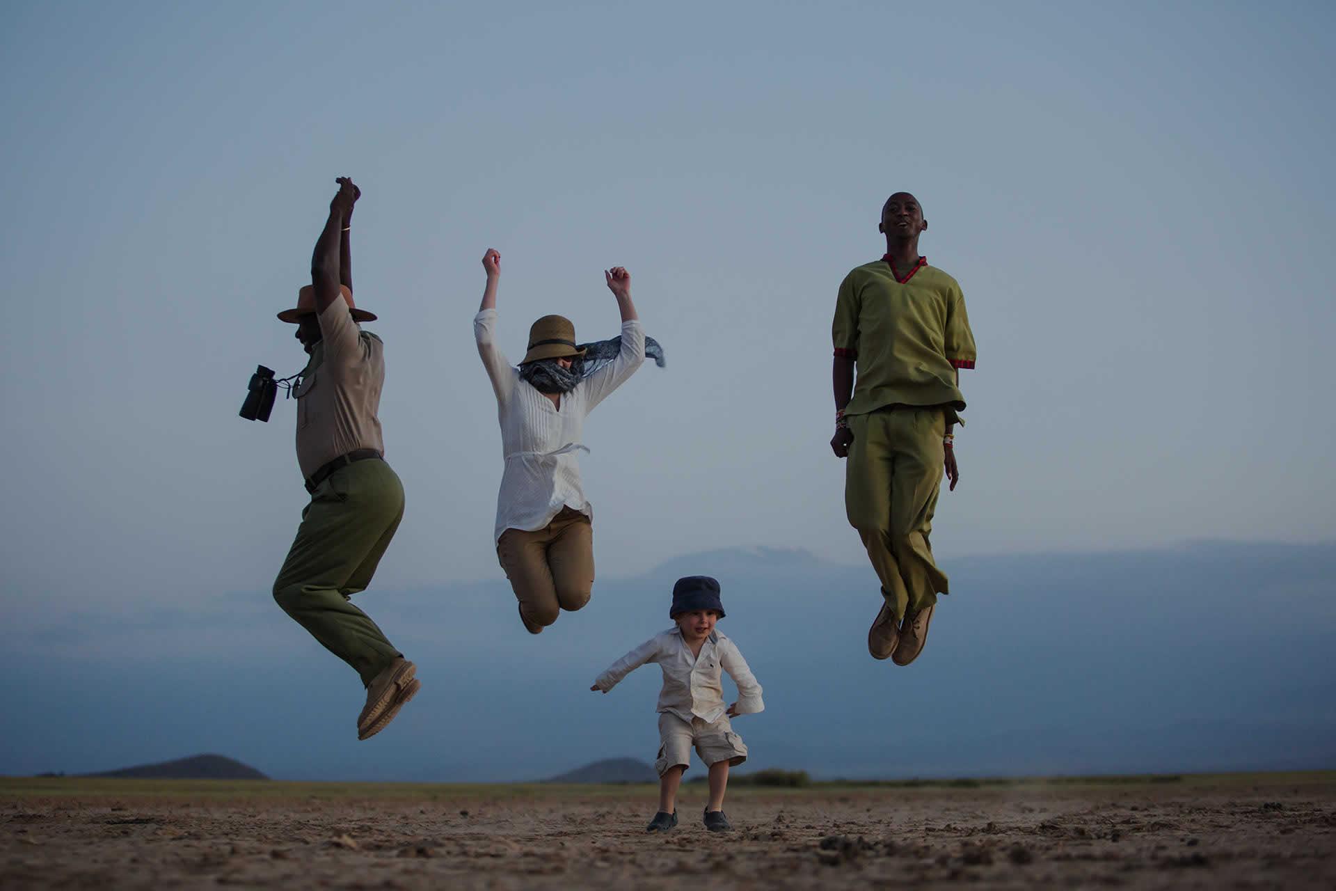 Family Safaris where memories are made