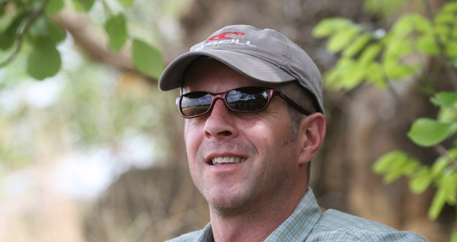 Richard Smith - Aardvark Safaris