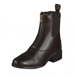 Ariat Heritage III Zip boot riding safari packing list