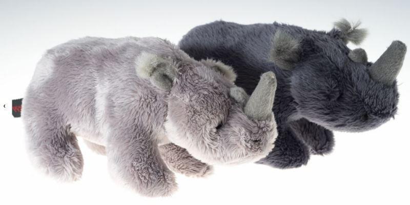 Save The Rhino - cuddly rhino