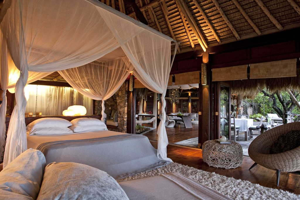 Bedroom 7, North Island, Seychelles