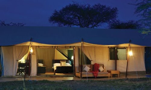 Luxury Safari Camp