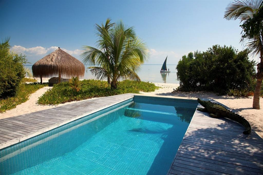 Villa Amiza, Azura Benguerra, Mozambique