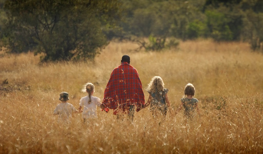 Nature walks at Acacia House, Masai Mara, Kenya