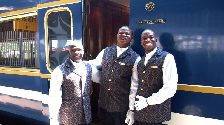 South Africa's Luxury Train Journeys