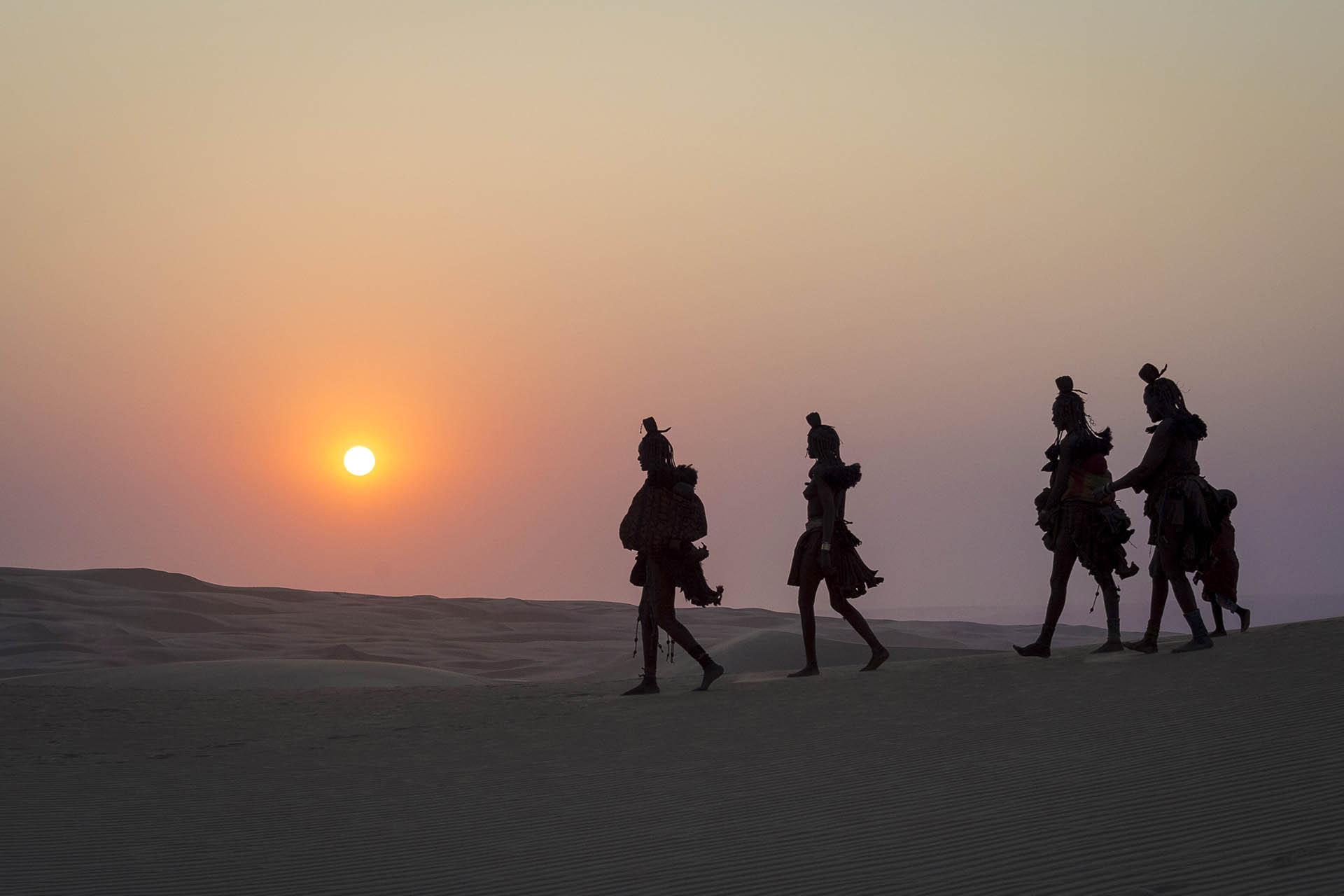 Serra Cafema Camp, Namibia, Himba