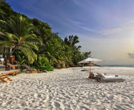 Idyllic beach holidays