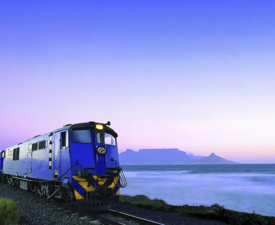 Luxury train safaris