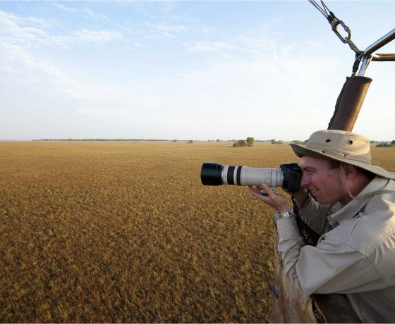 Photographic safari activities