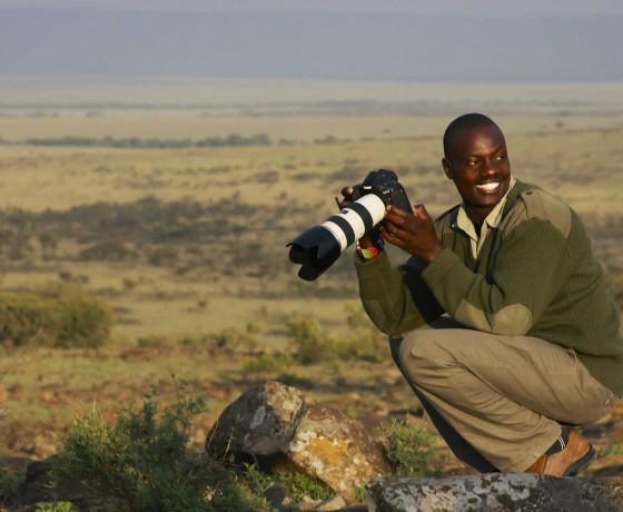 Type of camera for safari