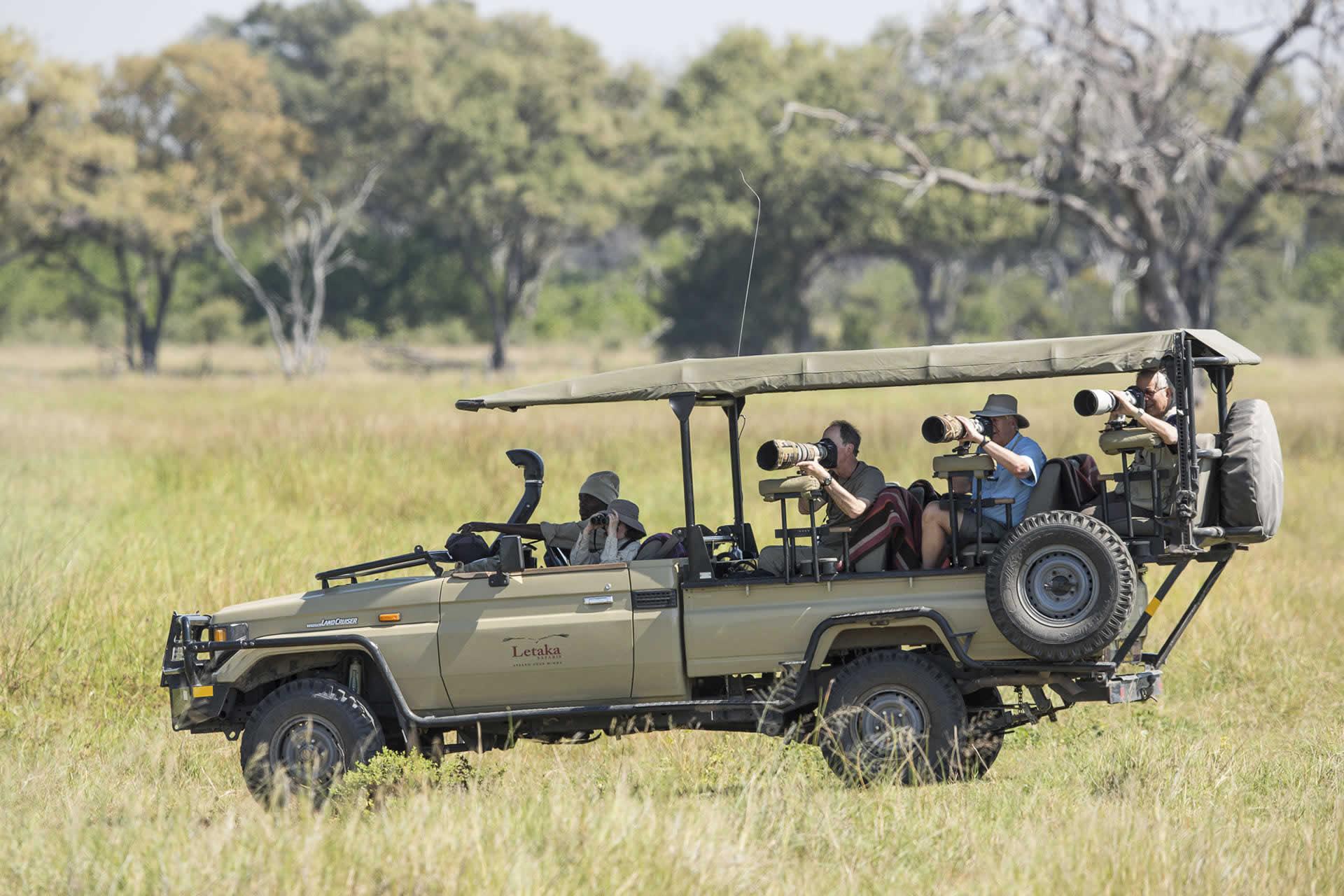 Letaka Safaris Photography Safari