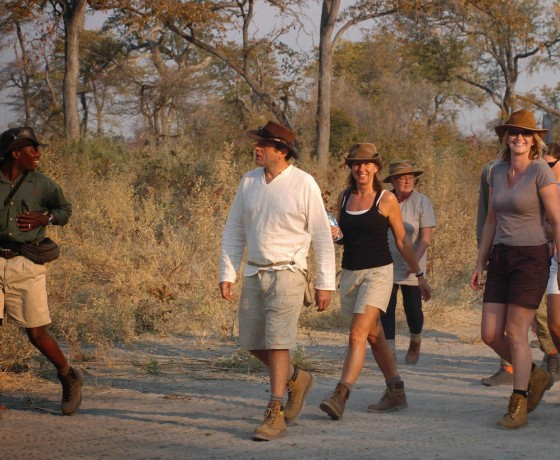 Activities on small group safaris