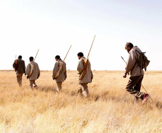 Walking safaris in Botswana