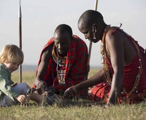 When to travel on a family safari