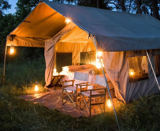 Mobile safari accommodation