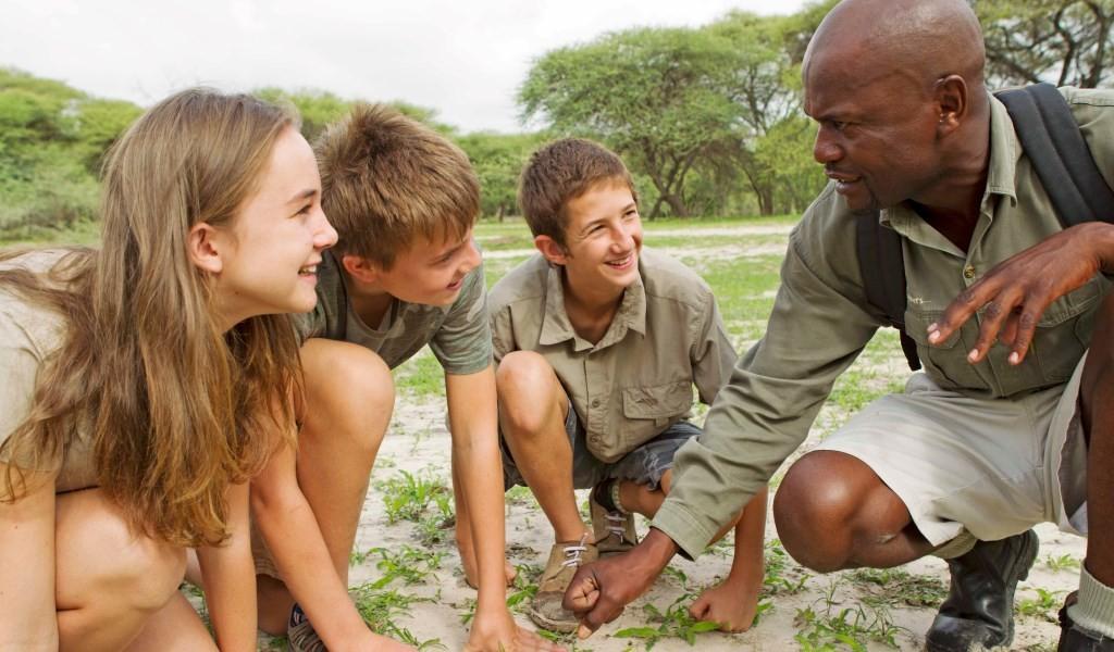 Ker and Downey - family safari guide safari botswana