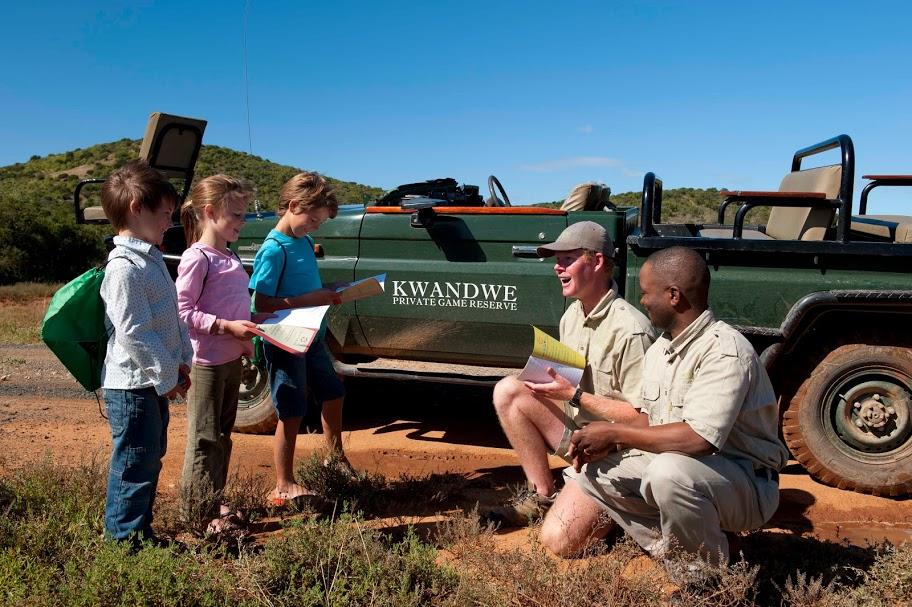 Educational safari at Kwandwe Melton Manor, Eastern Cape, South Africa