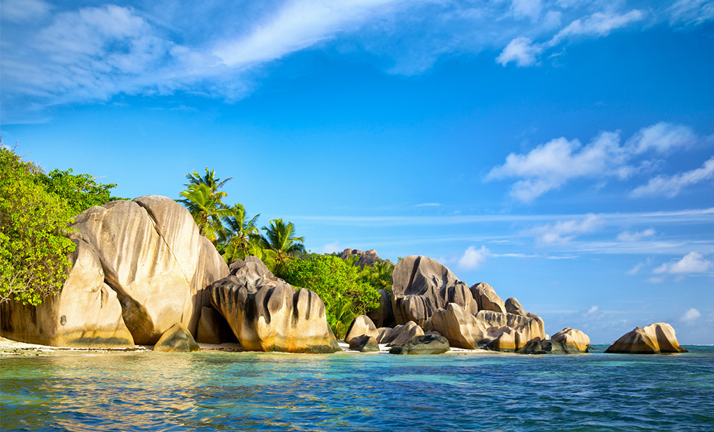 Star Hotels In La Digue Seychelles