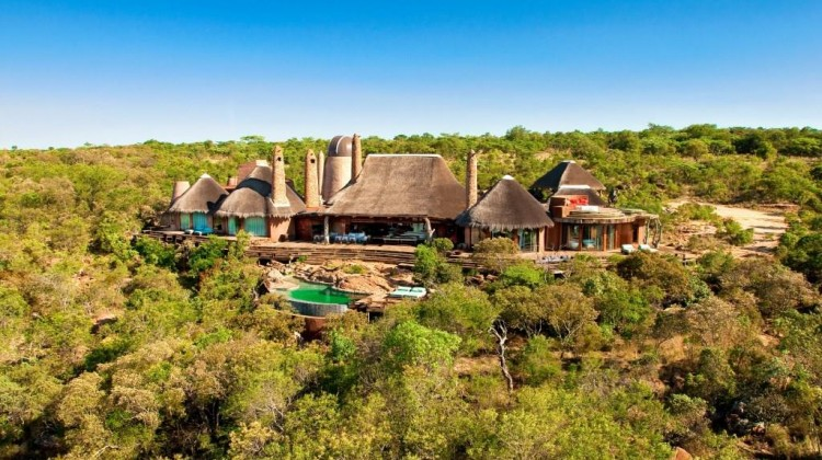 Leobo Observatory and private safari house, Waterburg, South Africa