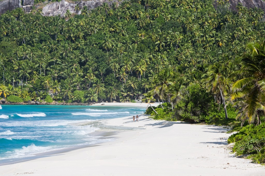 Enjoy your desert island, North Island, Seychelles