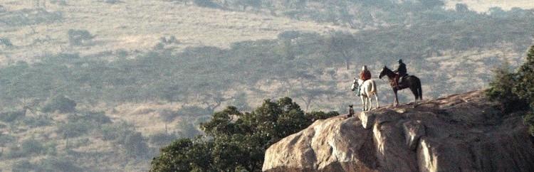 riding safari photos The Infamous Pride Rock Photographer: Borana Riding Wild, Kenya