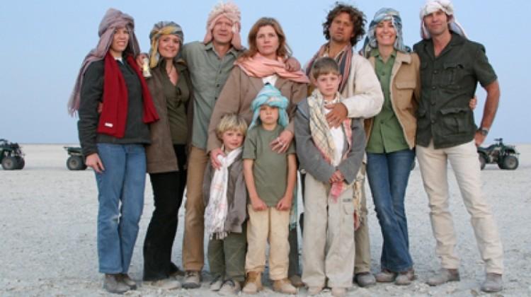 Large family holiday in Botswana, multi-generation safaris