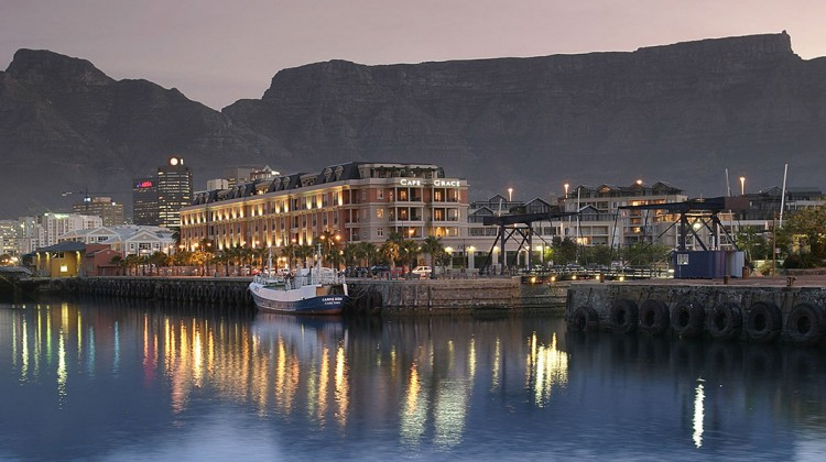 Cape Grace, V&A Waterfront, Cape Town, South Africa