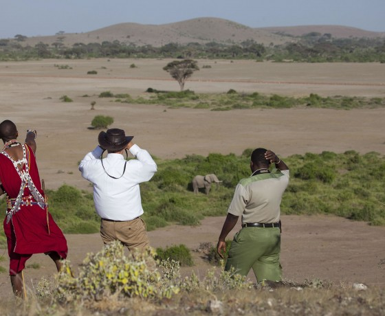 Tailor made safaris for single travellers