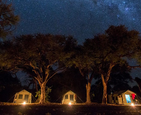 Botswana mobile safaris