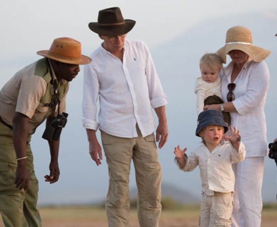The best age for a family safari