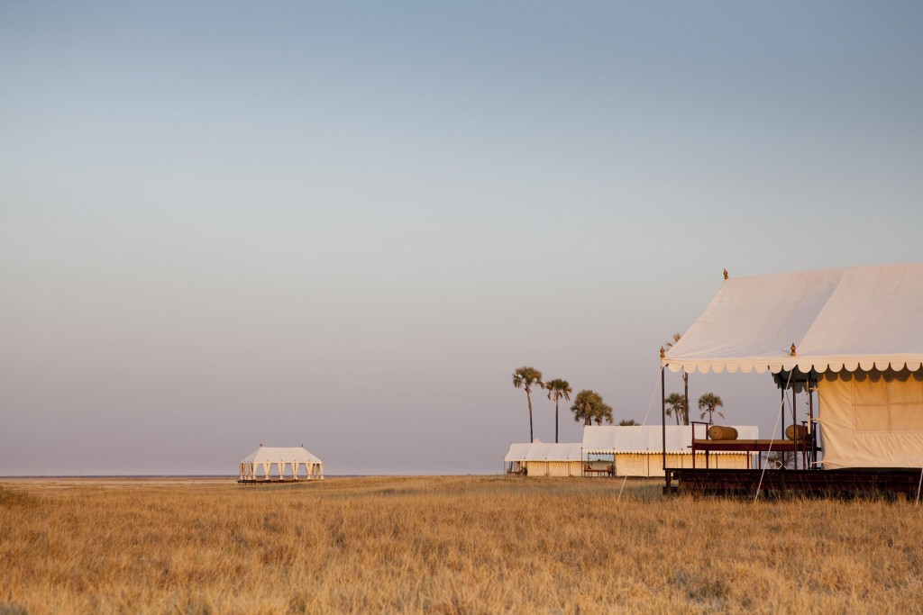 Celebrating Botswana OR FN profile San Camp Accommodation Landscape (10) David Crookes
