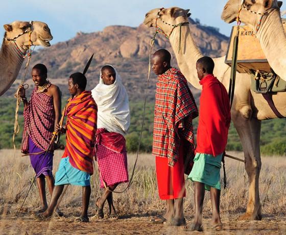 Kenya mobile safaris